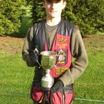 Henry Collins wins Ault Sporting Cup
